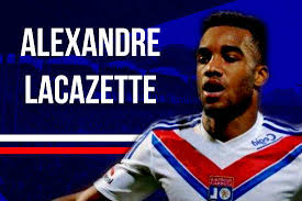 Alexandre Lacazette the Ligue 1 player of the year 2014/2015 season dudes a monster!!!!
