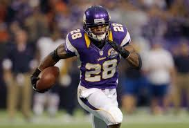 Who will get Adrian Peterson ?