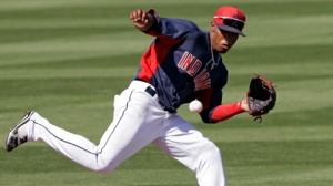 when will we see Lindor play the field?