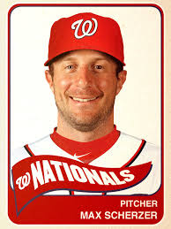 Watch out MLB ! Scherzer is ready to go for a 2nd  Cy Young award !