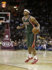3 point specialist Dudley  averages a career 3 point percentage of a .396, per Basketball-Reference.