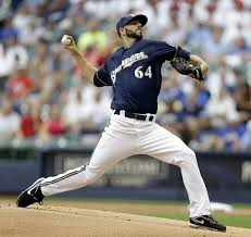 Mike Fiers Photo Via Zimbio.com