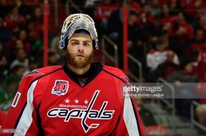 Photo Via Getty Images    Braden Holtby led the league in most games played, shots against, saves, and minutes played while finising second in wins and shutouts.