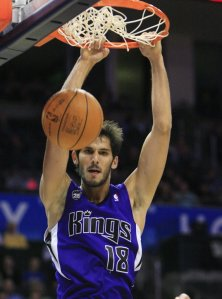 Omri fits coach Karl's system well. 3 point shooter who will look to stretch out the defense and also Casspi is a good 2 way player.