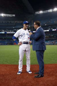 Photo Via Toronto Blue Jays official accont on Facebook.