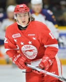 Boris Katchouk of the Sault Ste. Marie Greyhounds. Photo by Terry Wilson / OHL Images.