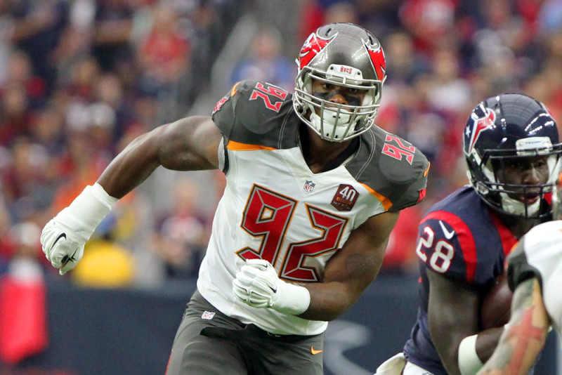 NFL: SEP 27 Buccaneers at Texans