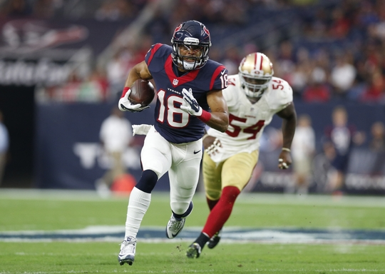 NFL: Preseason-San Francisco 49ers at Houston Texans
