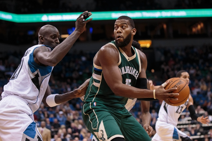 NBA: Preseason-Milwaukee Bucks at Minnesota Timberwolves
